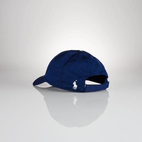 8371bf36245 ... italy lyst polo ralph lauren wimbledon ball boy sports cap in blue for  men 1af84 3d034