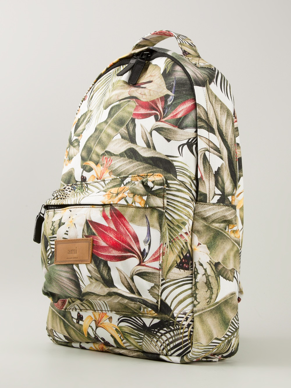 Wild Jungle Print Backpack