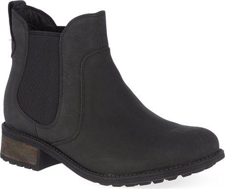 Ugg Bonham Chelsea Boots In Black Lyst