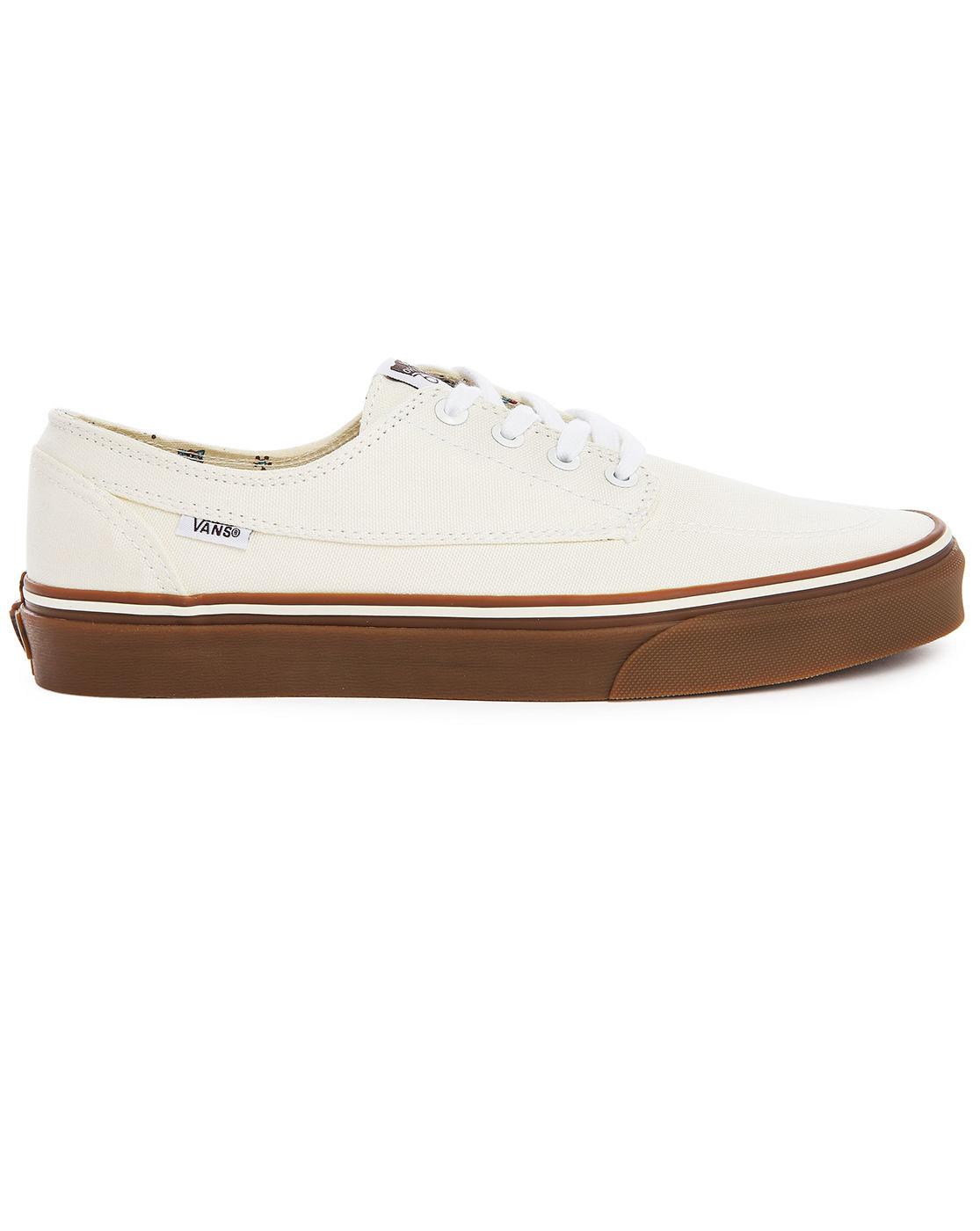 Beige Van Men Shoes