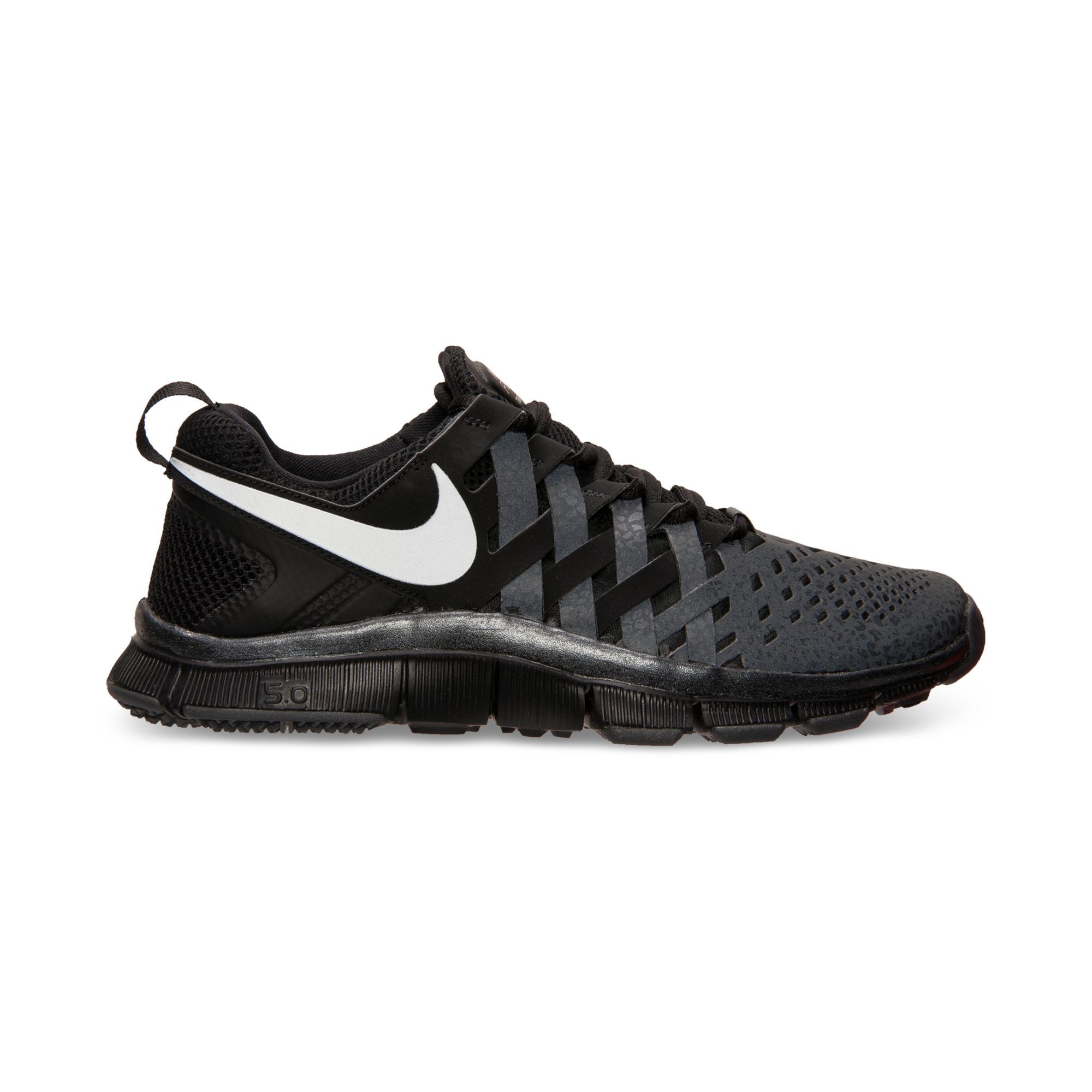 Lyst - Nike Mens Free Trainer 50 Training Sneakers From ...