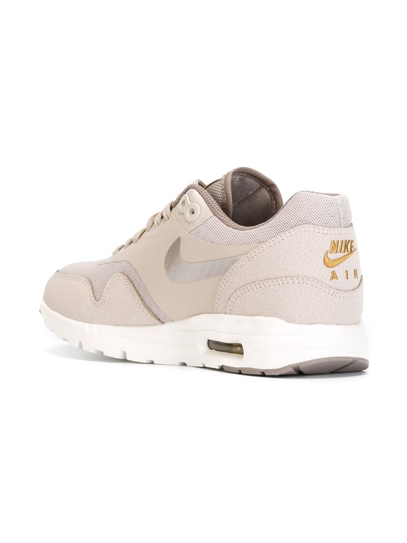 Nike  Air Max 1 Ultra Essential  Sneakers in Gray - Lyst 9e118ce26d