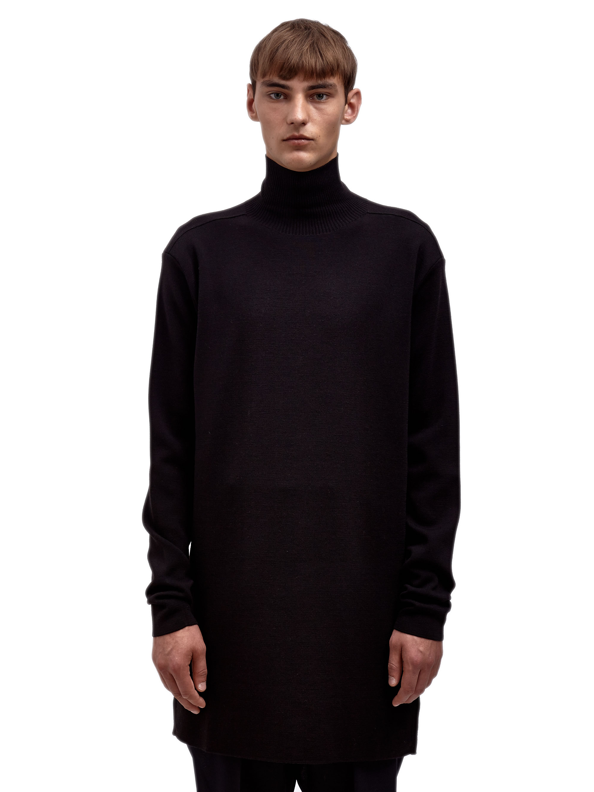 Turtleneck Fashion Mens