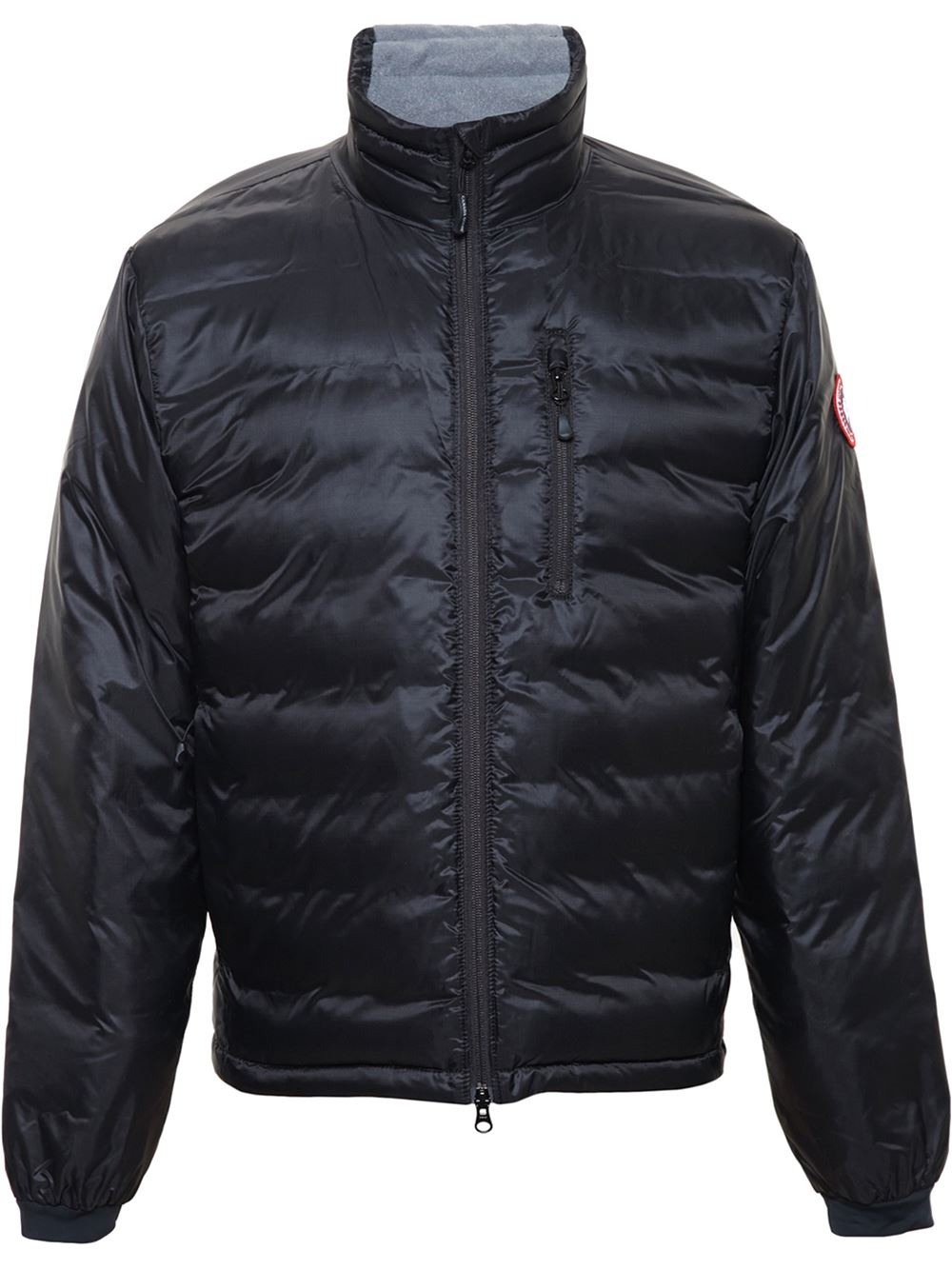 Canada Goose jackets replica authentic - Canada goose 'lodge' Padded Jacket in Black for Men | Lyst