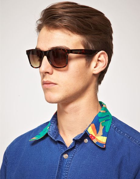 aa8b380d3567 Vans Spicoli Sunglasses Tortoise Shell
