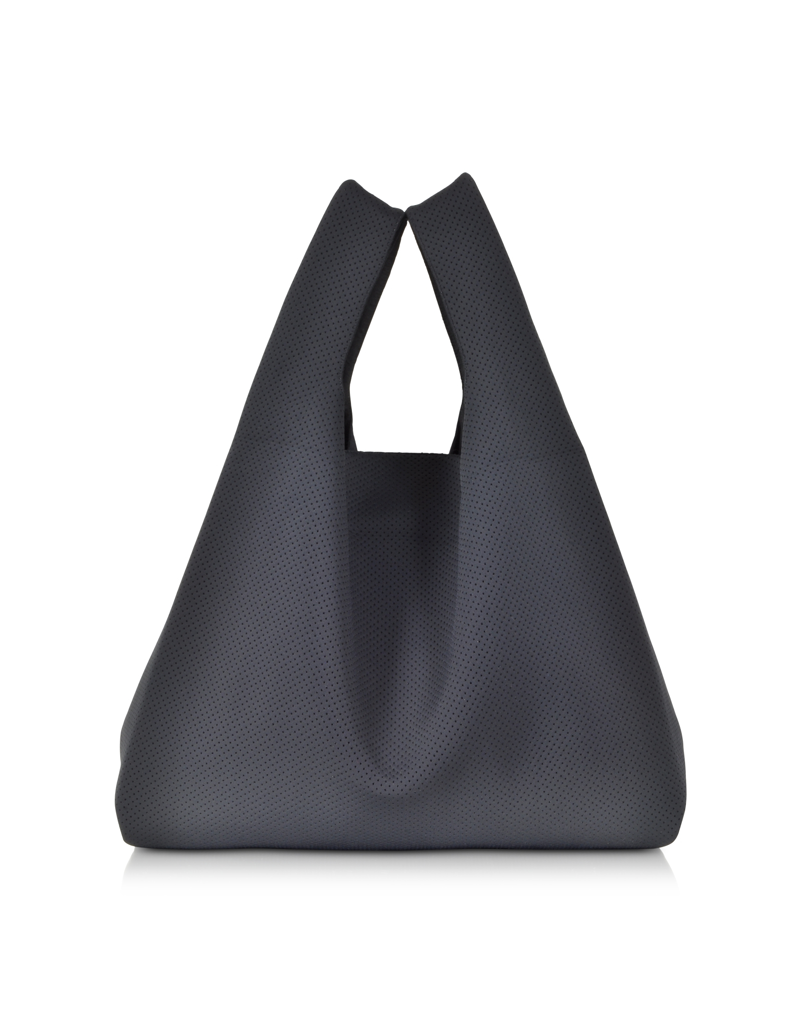 Lyst mm6 by maison martin margiela fabric shopping tote for Au maison fabric