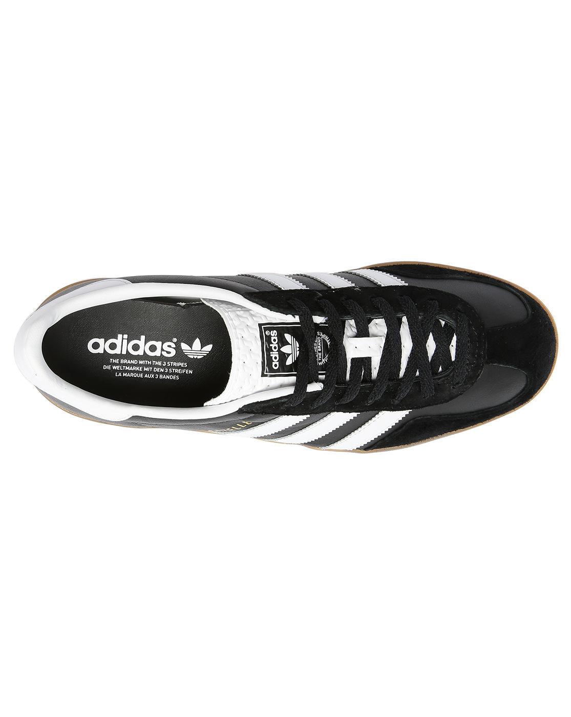 Adidas Originals Gazelle Indoor Sneakers Black