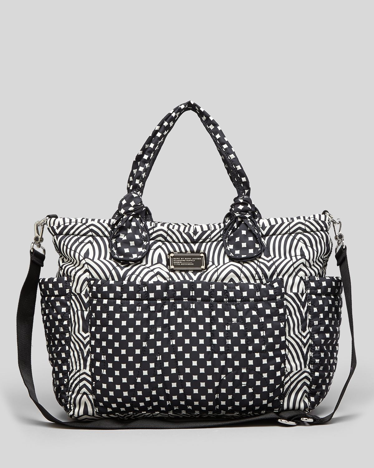 Marc By Marc Jacobs Diaper Bag Pretty Nylon Elizababy In