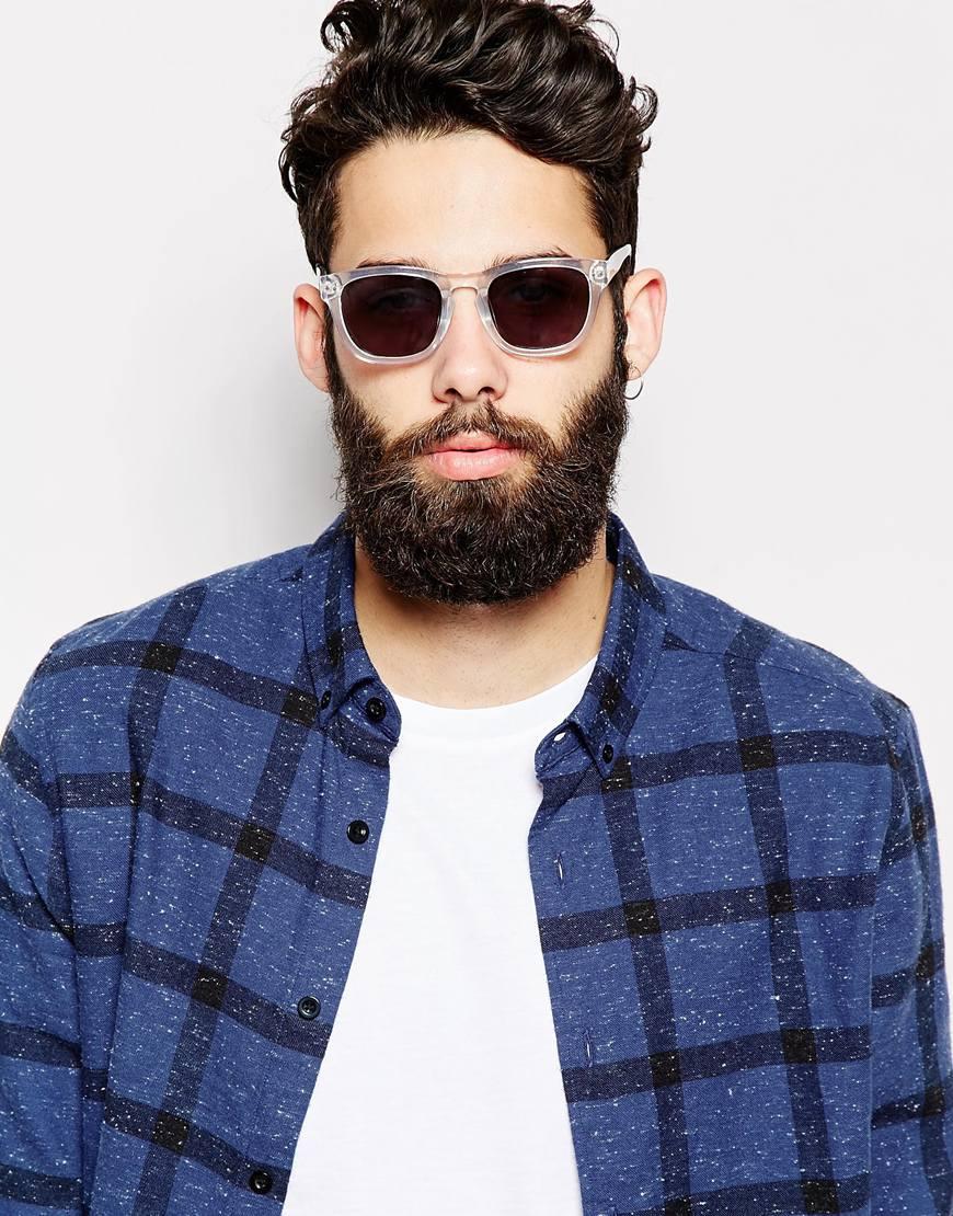gallery mens wayfarer sunglasses