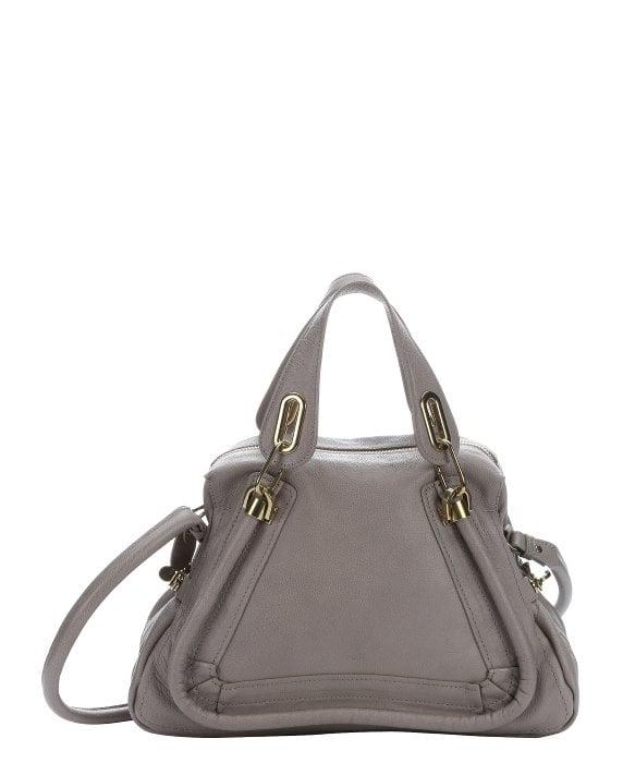 chloe patent handle bag