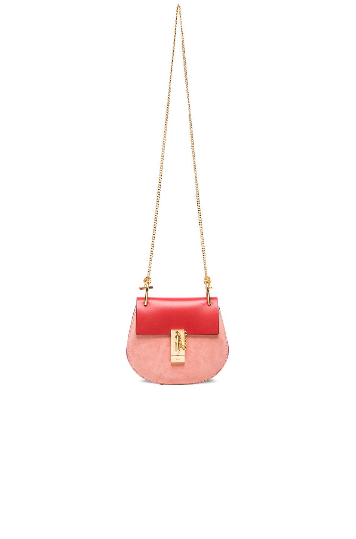 chloe replica handbags uk - chloe small drew suede leather bag, replica chloe handbags
