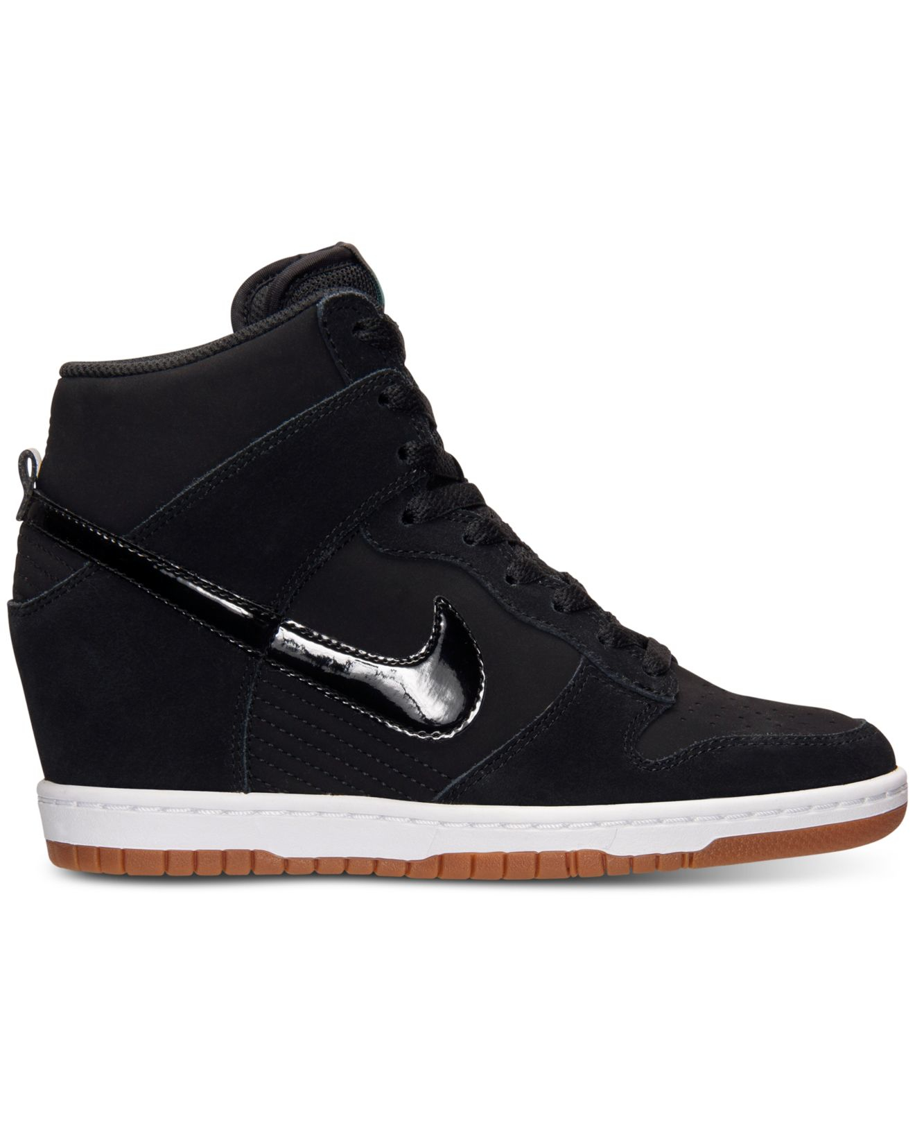 huge selection of c3ac6 7de92 ... amazon gallery. previously sold at macys womens nike dunk womens nike  dunk sky hi 844f0