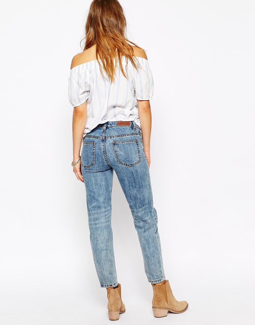 Boyfriend jeans damen vero moda