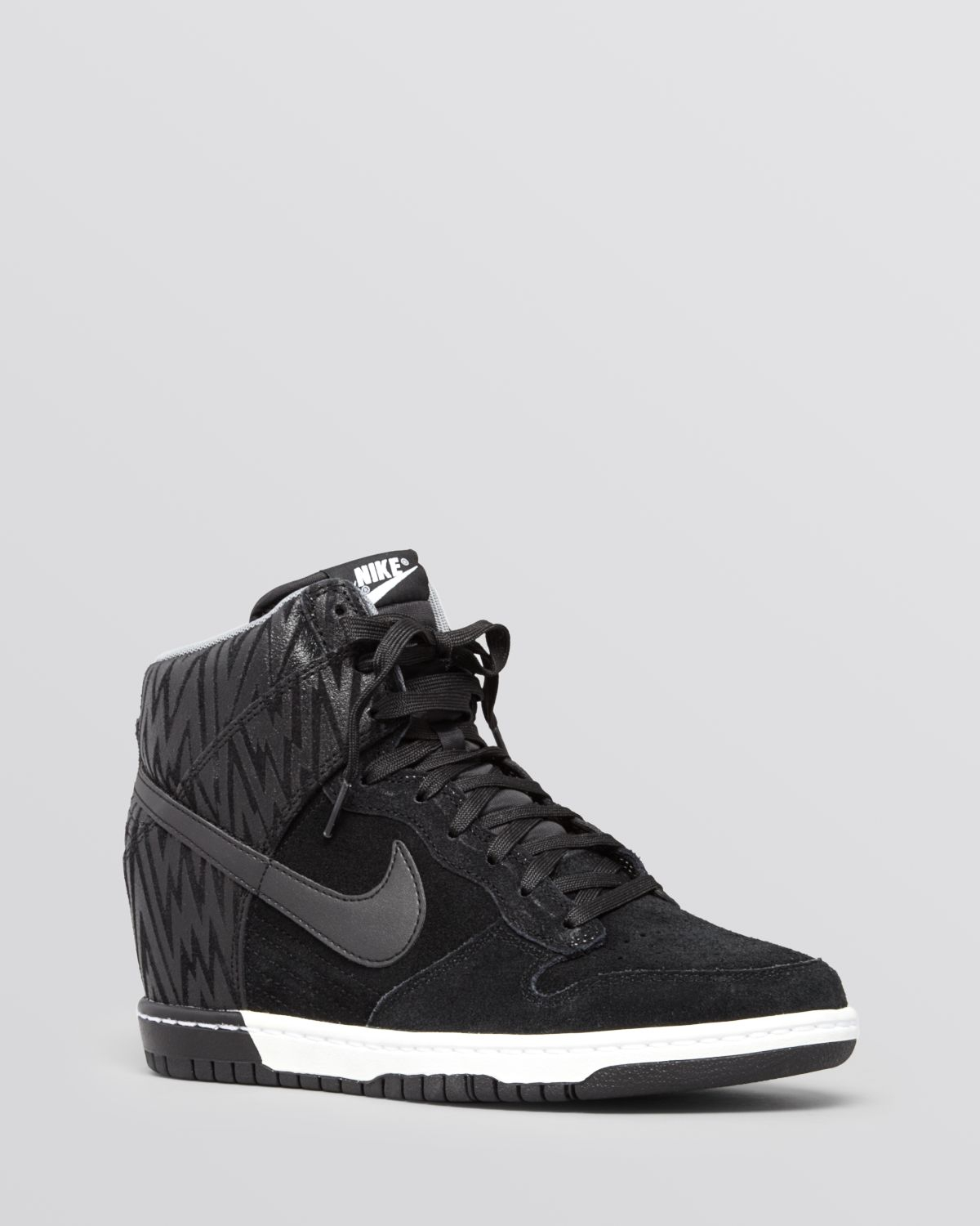 Nike Lace Up High Top ...