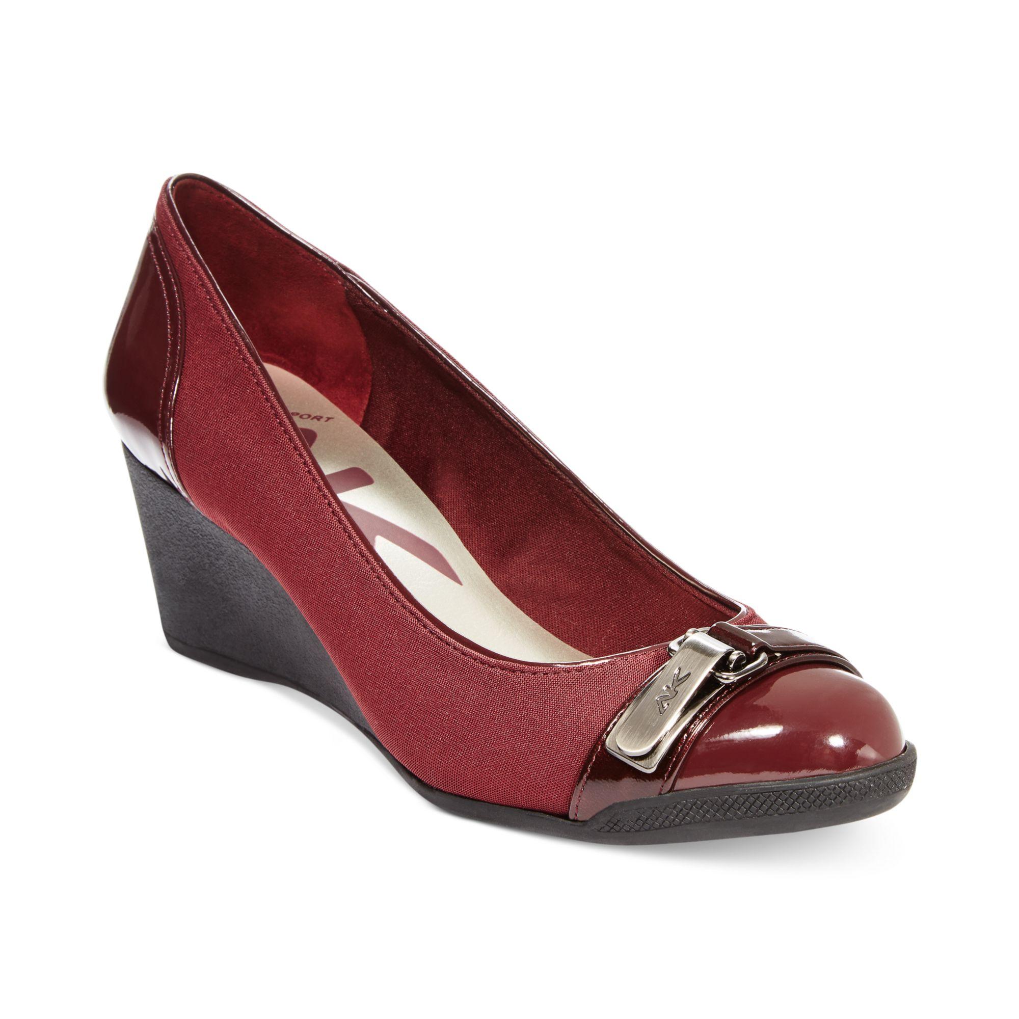 Anne Klein Wedge Heel Shoes