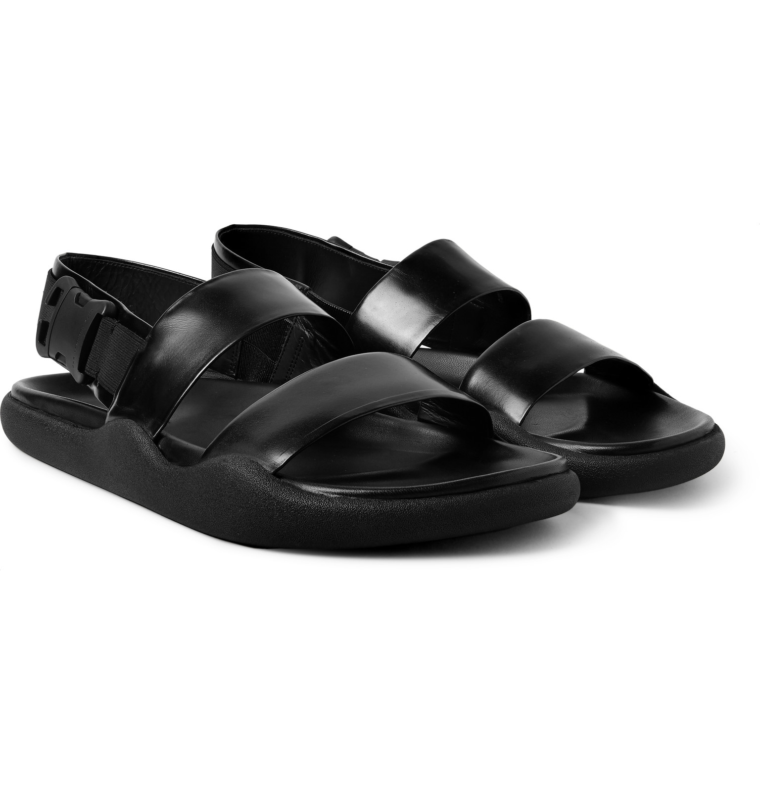 Christopher Kane Leather Flip Flops uANAye