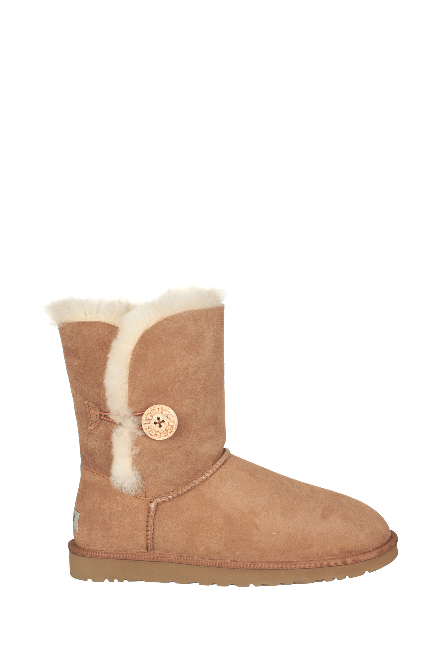 ugg boots in brown lyst