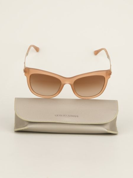 Pink Cat Eye Sunglasses Cat Eye Sunglasses in Pink