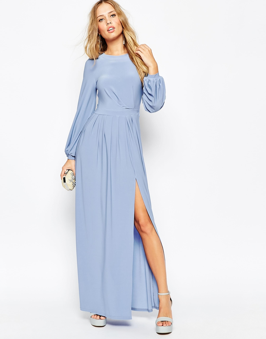 Asos dresses long sleeve