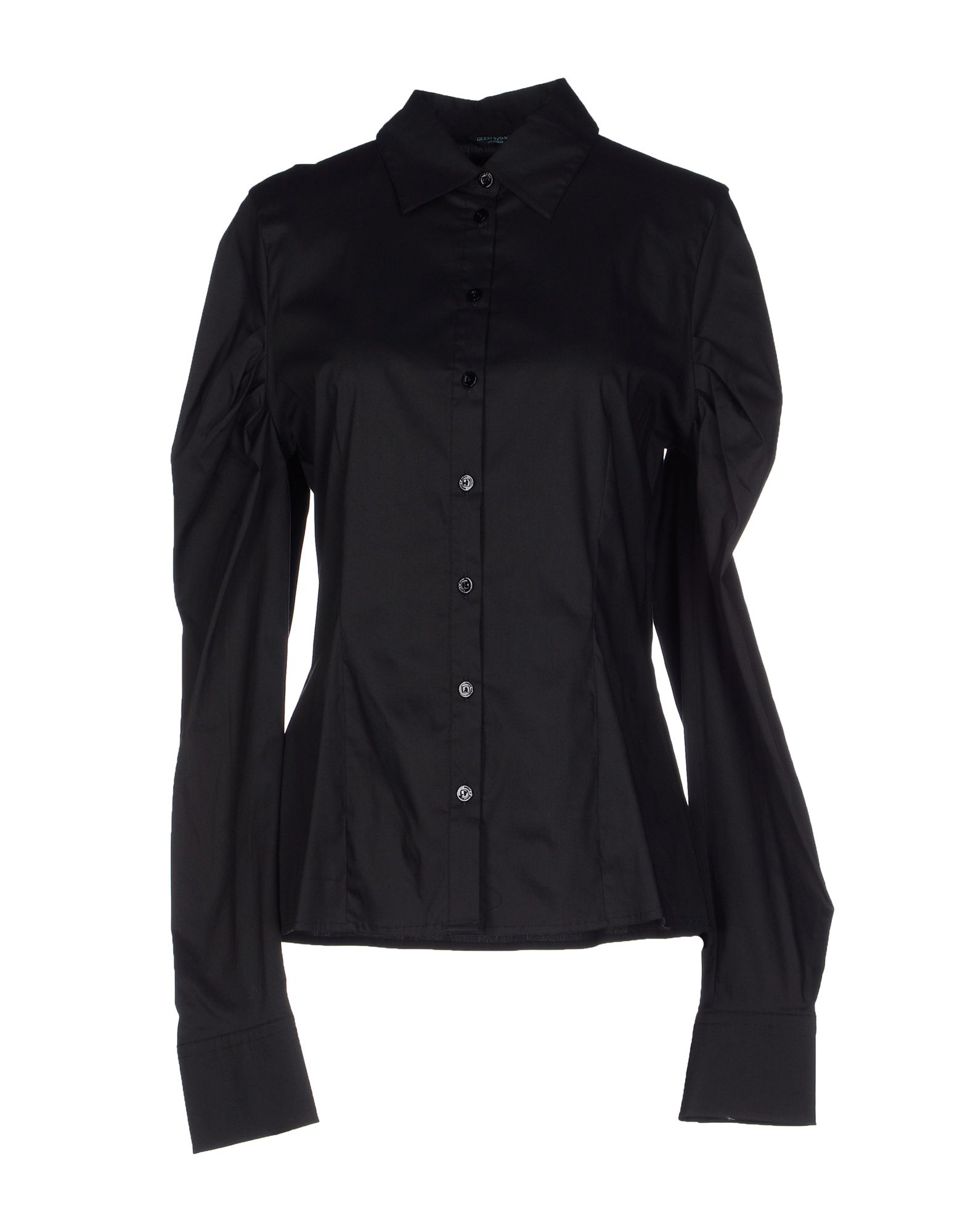 Lyst - Guess Shirt in Black