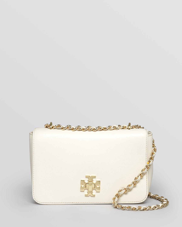 Lyst Tory Burch Shoulder Bag Mercer Adjustable In White