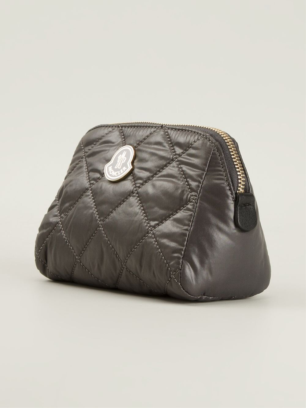 Lyst Moncler Elianne Beauty Case In Gray