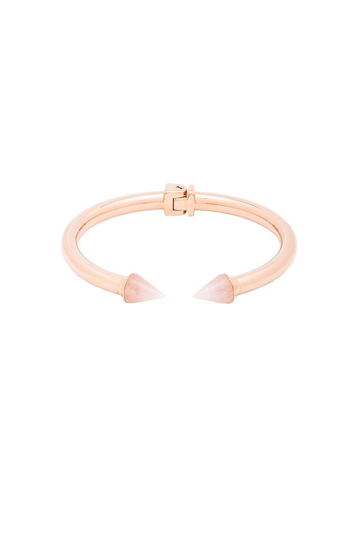Vita Fede Mini Titan Stone Bracelet In Pink Lyst