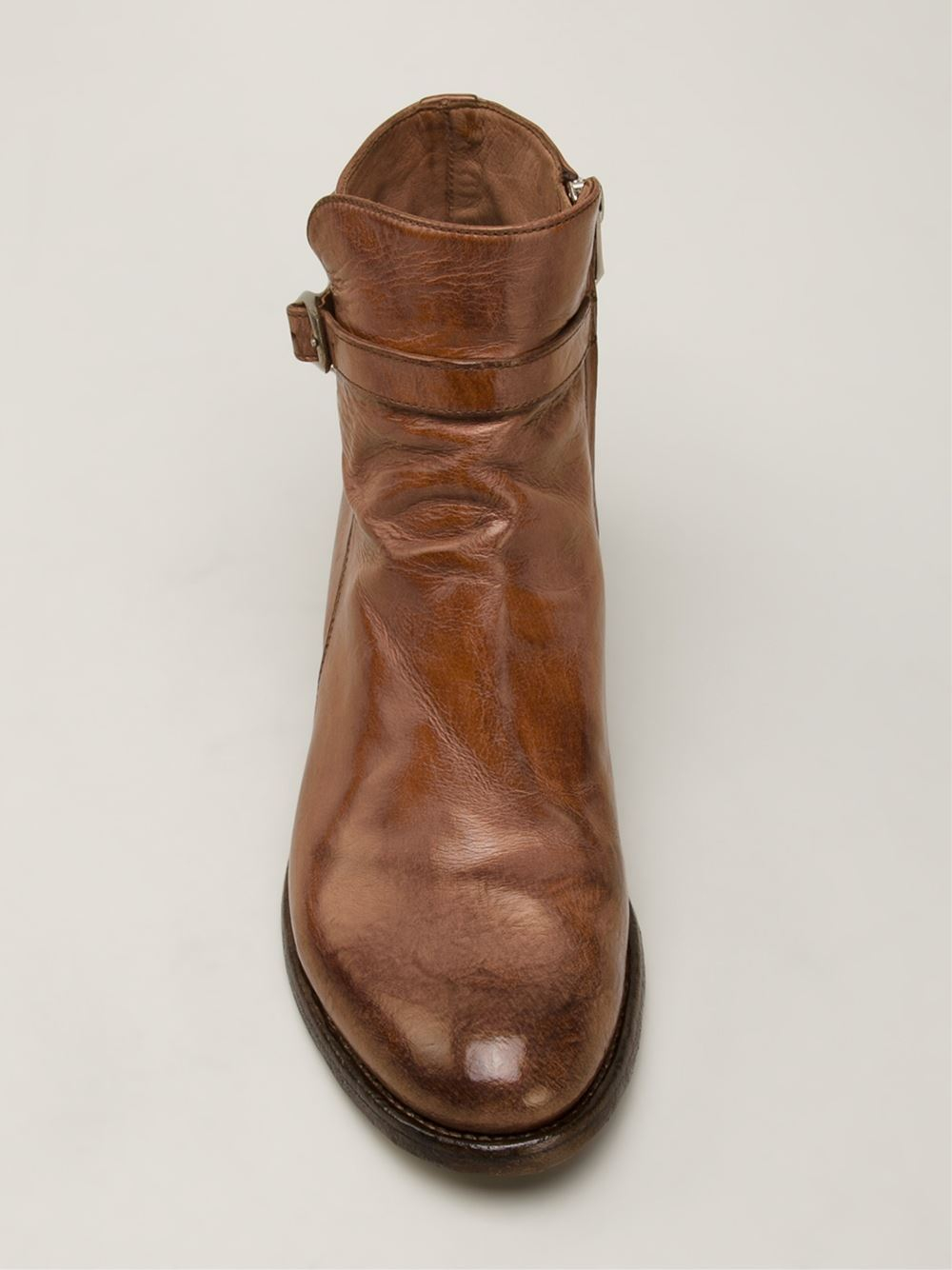 Awesome Lyst - Officine Creative Doillon Boots In Blue