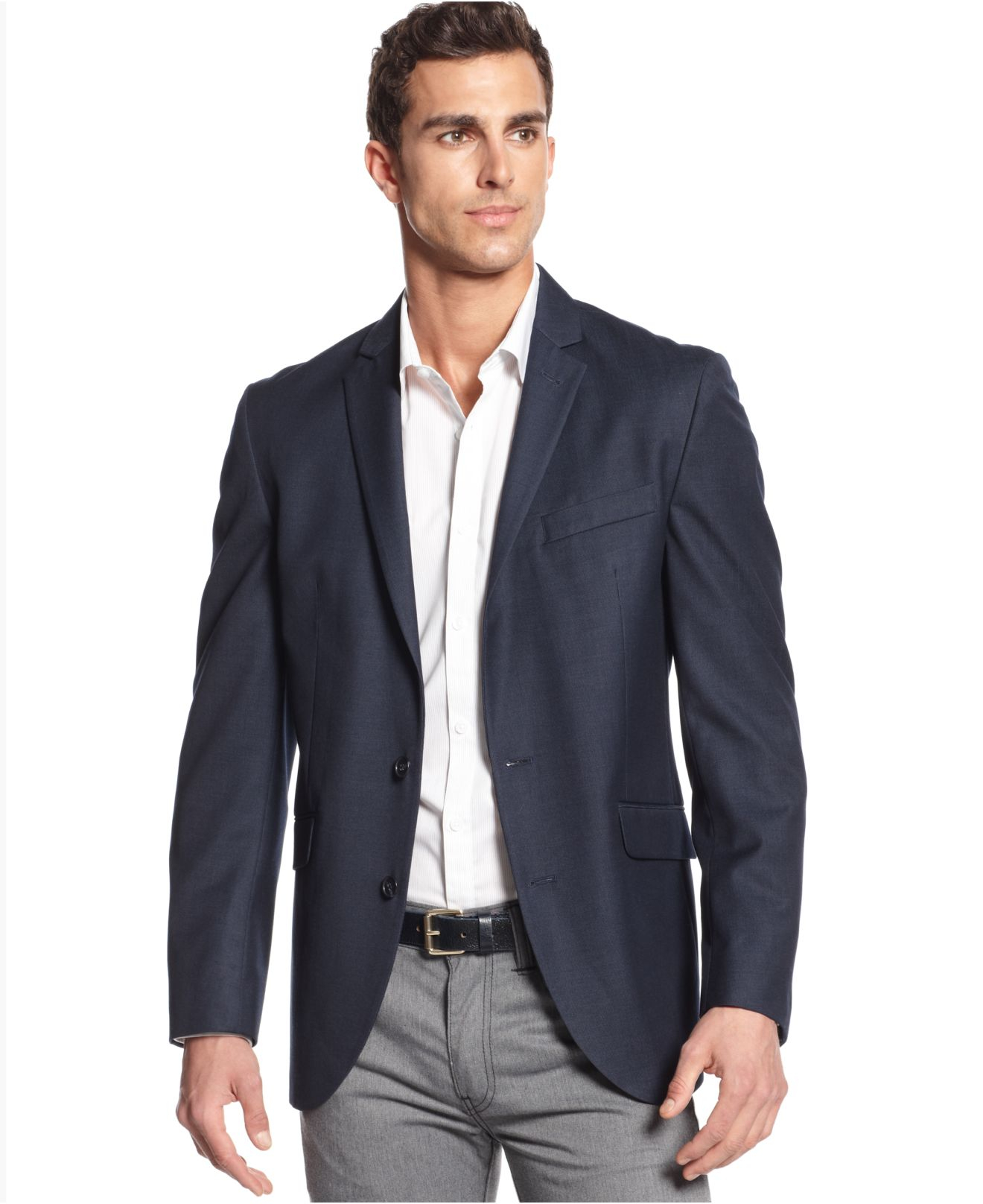 Men's Sport Coats & Blazers Upgrade your look with smart and elegant designer sport coats and blazers from Neiman Marcus. The collection features a large selection of the best men's blazers and sport coats in trending styles.