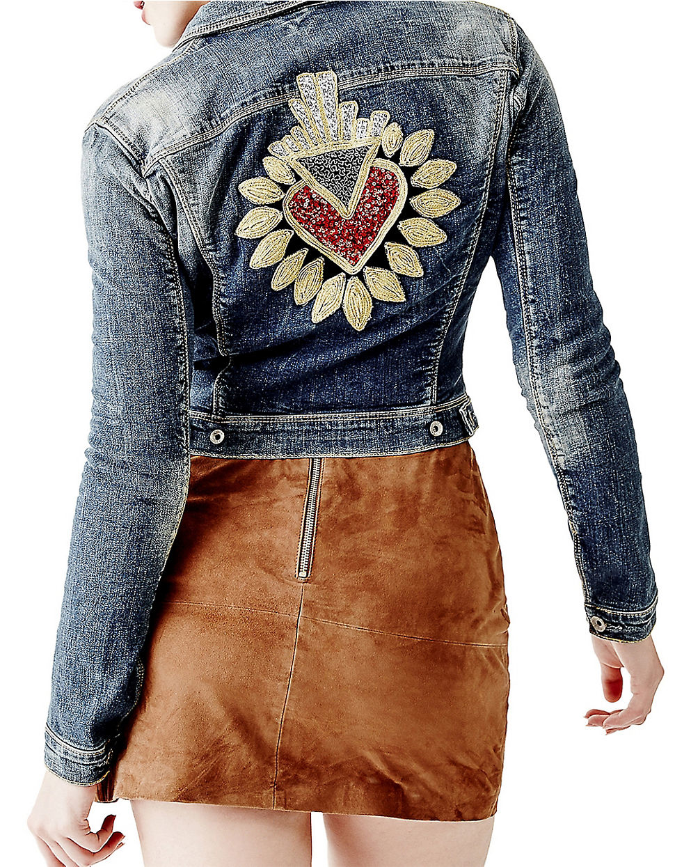 How To Make A Denim Jacket Homo Fashion Society