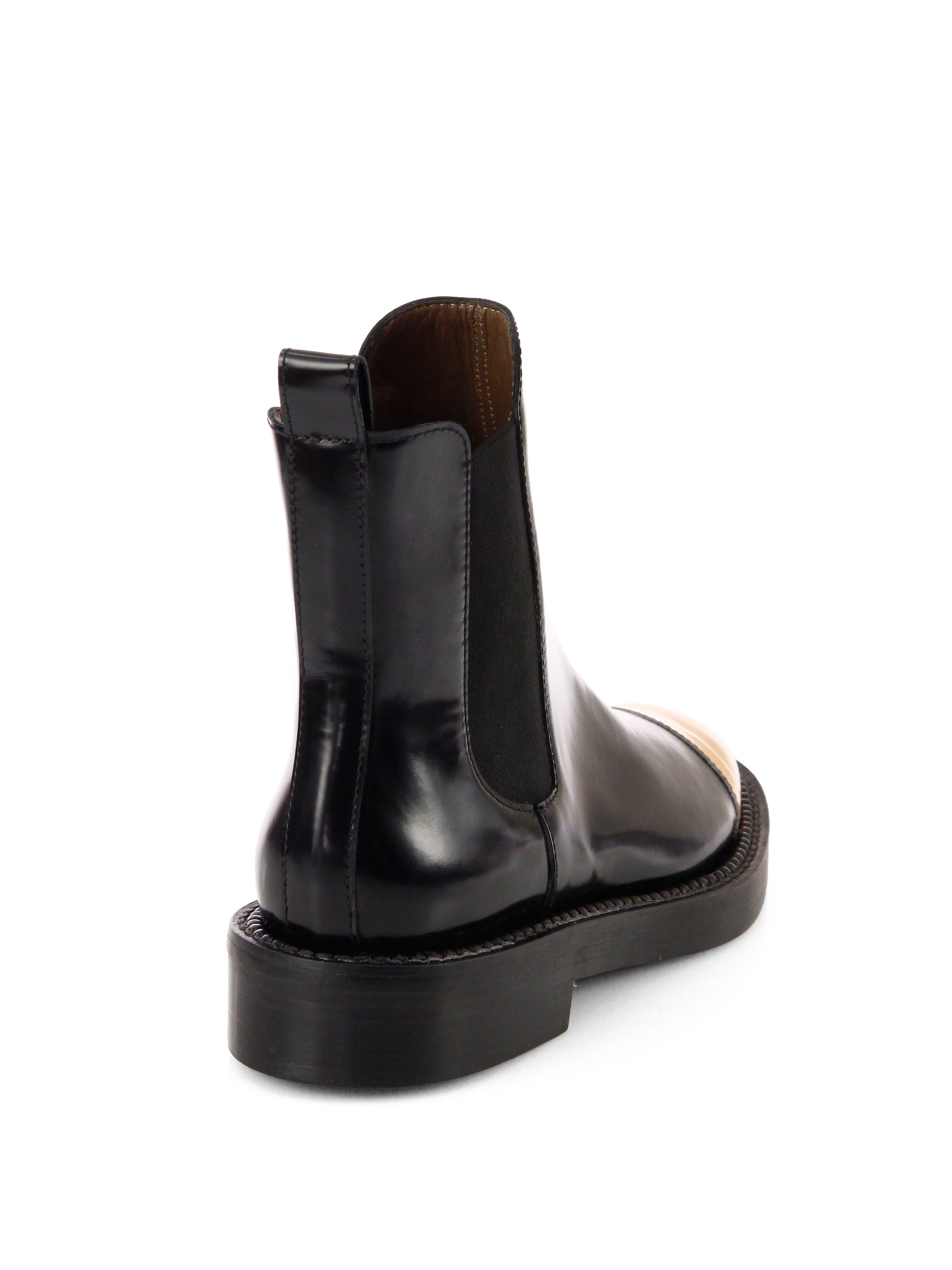 Marni Leather Biker Boots Best Wholesale For Sale Clearance Big Sale Buy Cheap Online Cheap Prices CYgbHMDAPj