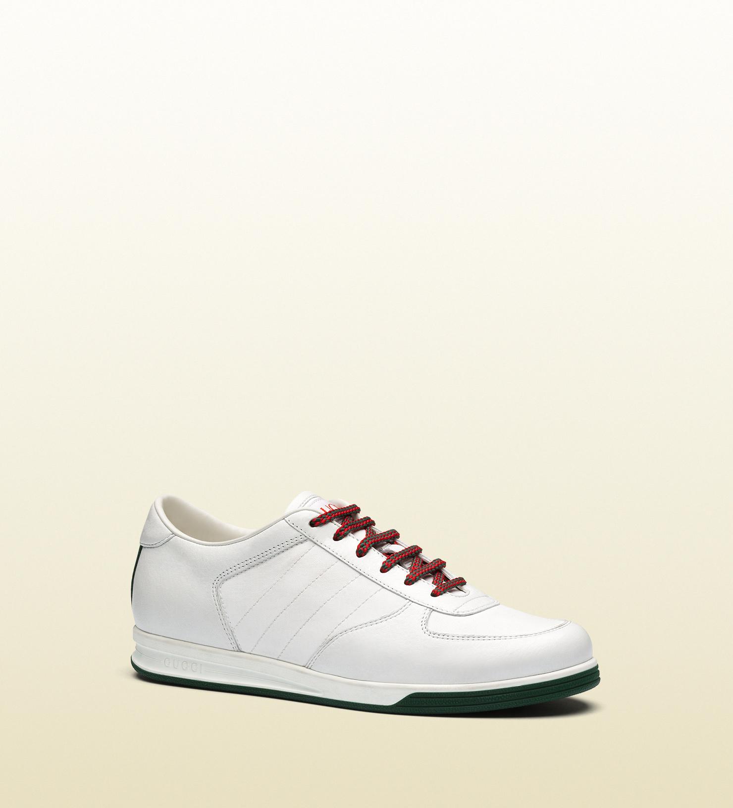 Classic Gucci Tennis Shoes