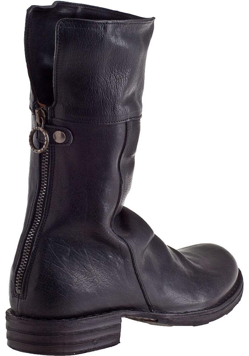 Boot Leather Lyst Black In Ella Baker Fiorentini Eternity wqxtaOBnZ