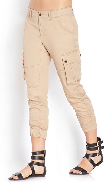 Beautiful  About Boohoo Womens Mireia Melange Button Front Relaxed Joggers