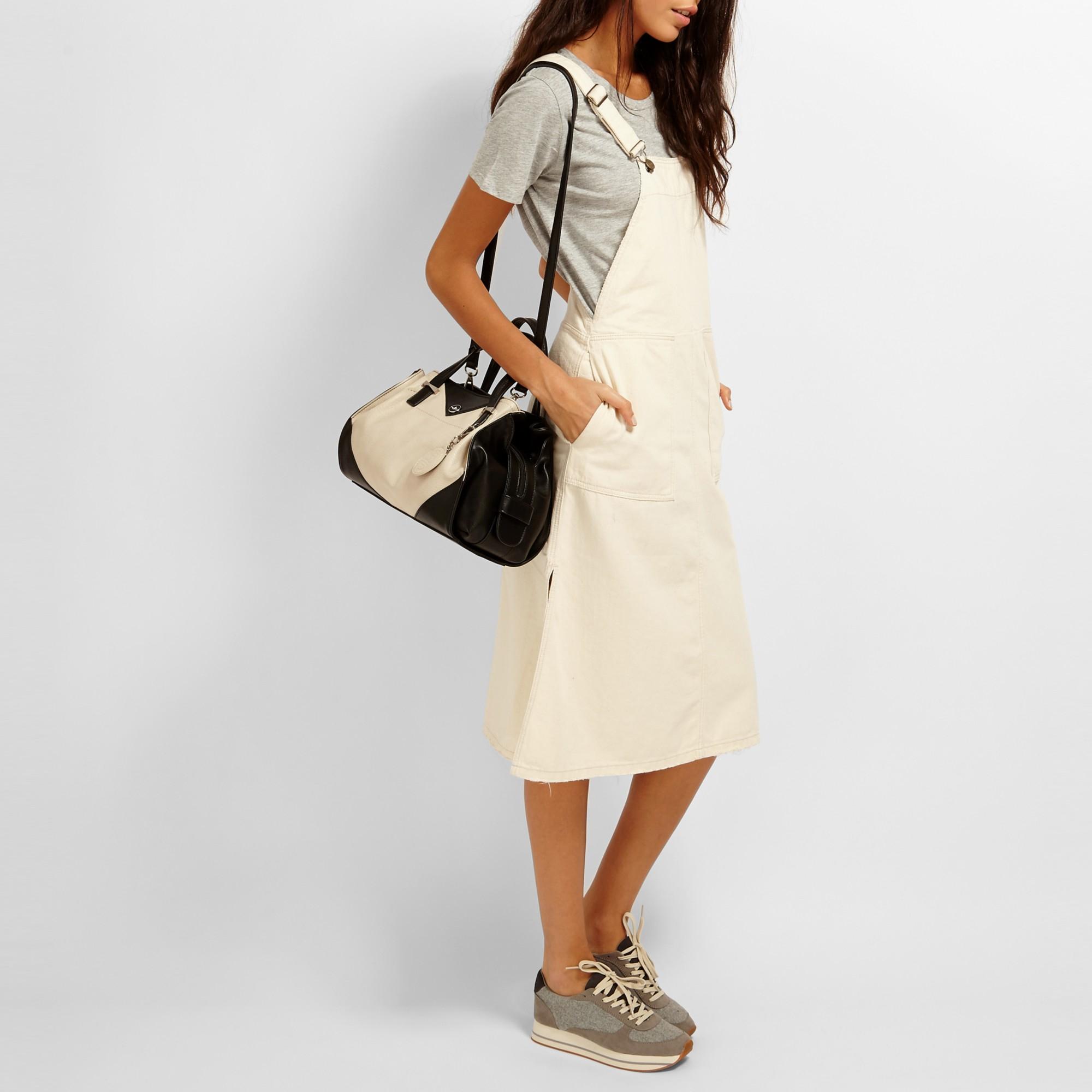 fb0a395a2c2 Nica Ava Grab Bag in Natural - Lyst
