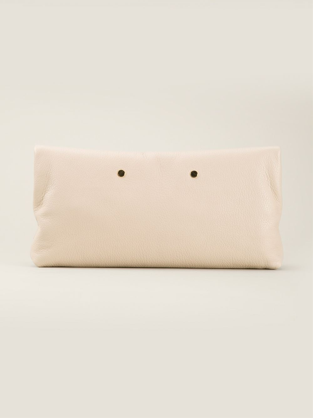 replica chloe bags uk - Chlo�� \u0026#39;Drew\u0026#39; Clutch in Beige (nude \u0026amp; neutrals) | Lyst