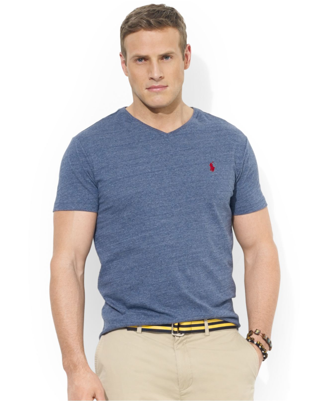 3850af64b sweden cheap lyst polo ralph lauren big and tall classic fit v neck short  3e909 587e8