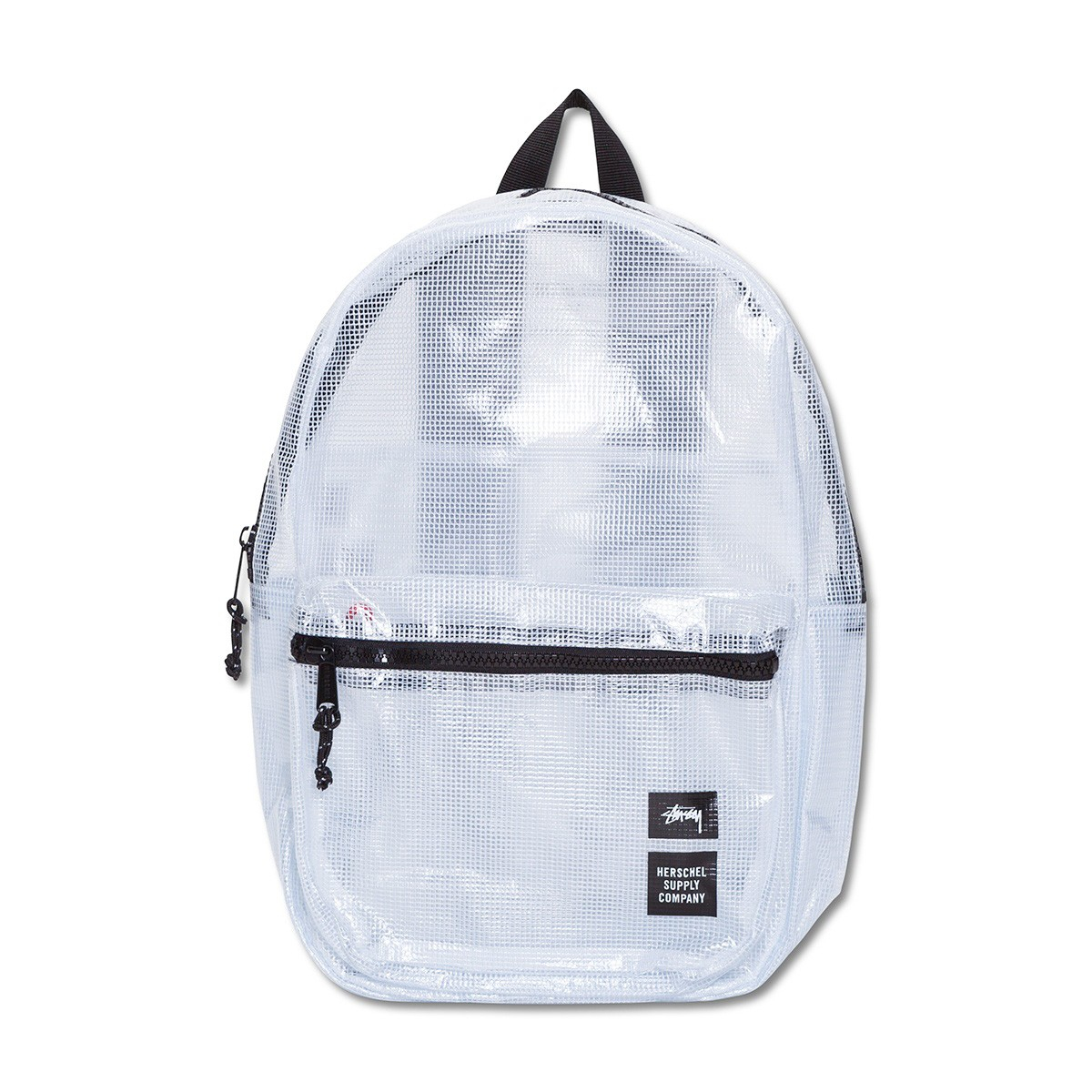 1f77caa9ae9a Lyst - Stussy Herschel Supply Co. Tarpaulin Lawson Backpack in White ...