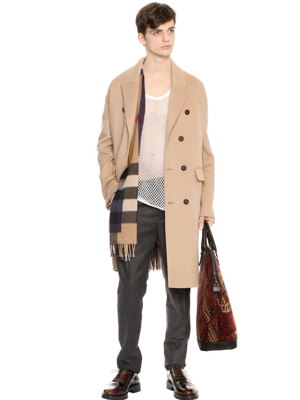 Shop Men's Burberry Prorsum Coats from $1495   Lyst