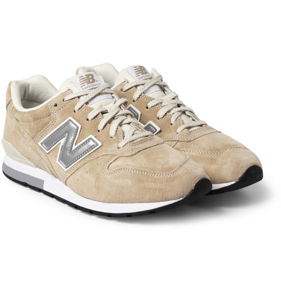 new balance nubuck beige