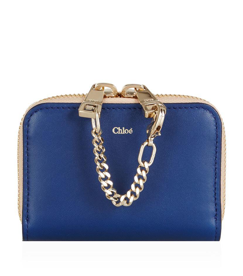 Chloe Women S Drew Zip Around Long Wallet Knock Off Chloe Bag