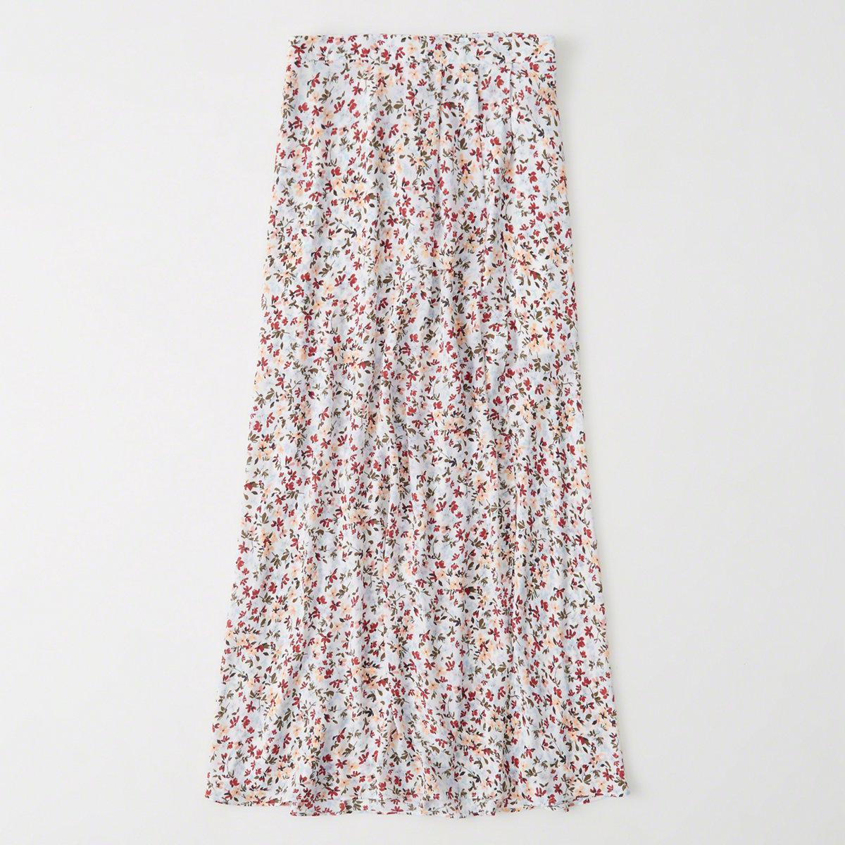 Skirt Floral abercrombie
