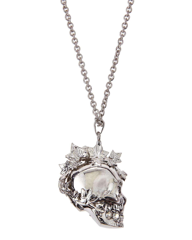 Anchor pendant necklace Alexander McQueen 90zmVrBs