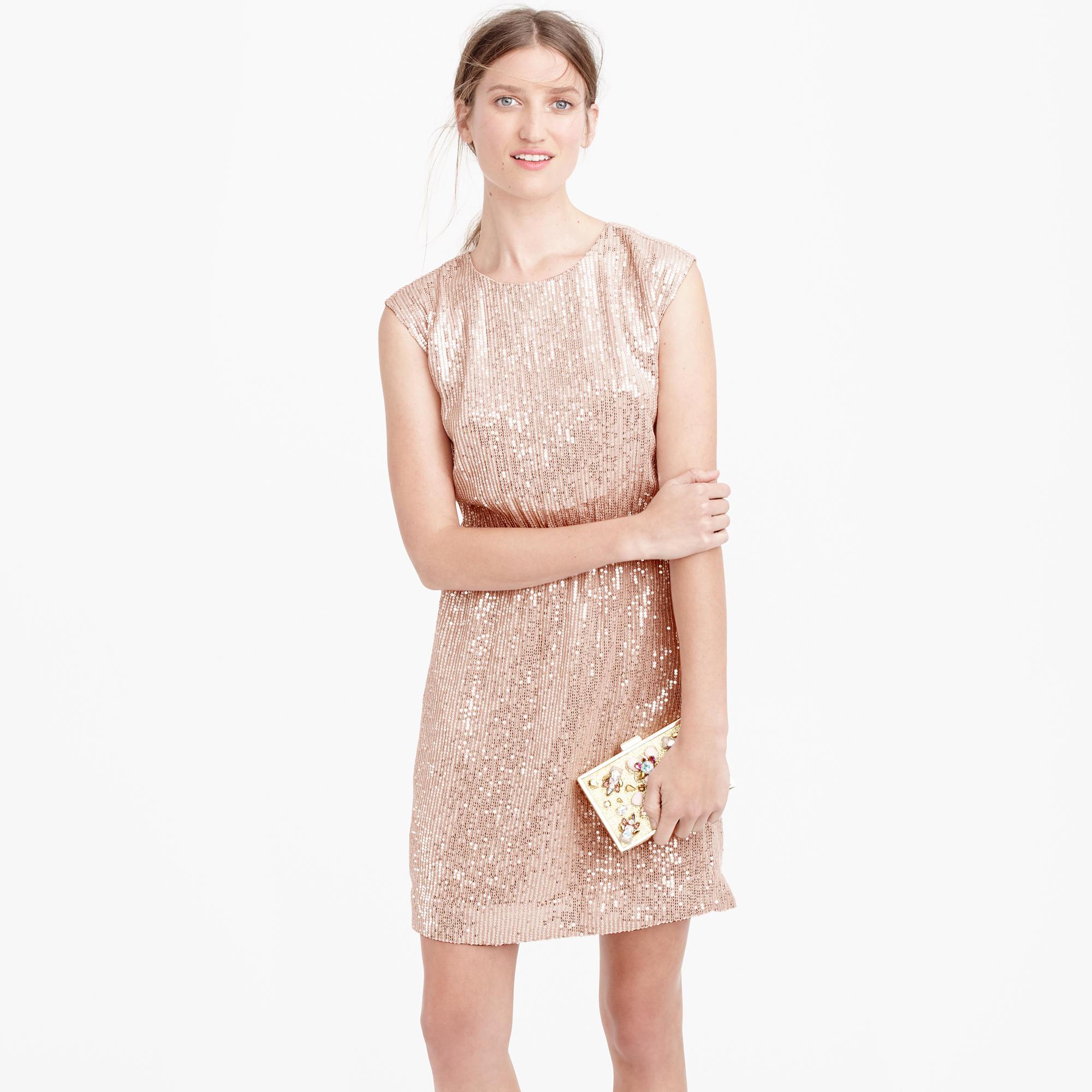 61e7c8a2 Long Gold Sequin Dress Canada Photo Wallpaper Hd A