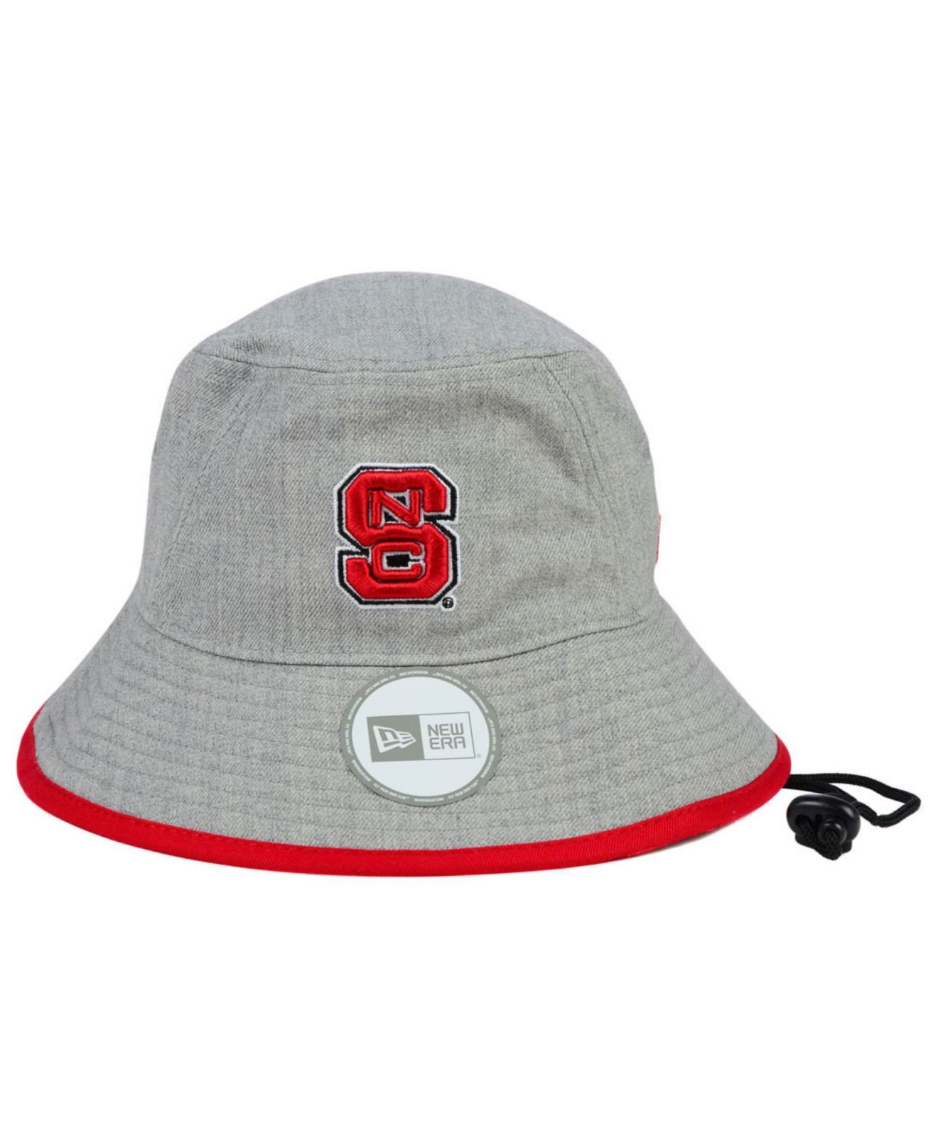 1d995e172e3 ... get good out x c6b04 4e791 lyst ktz north carolina state wolfpack tip bucket  hat in