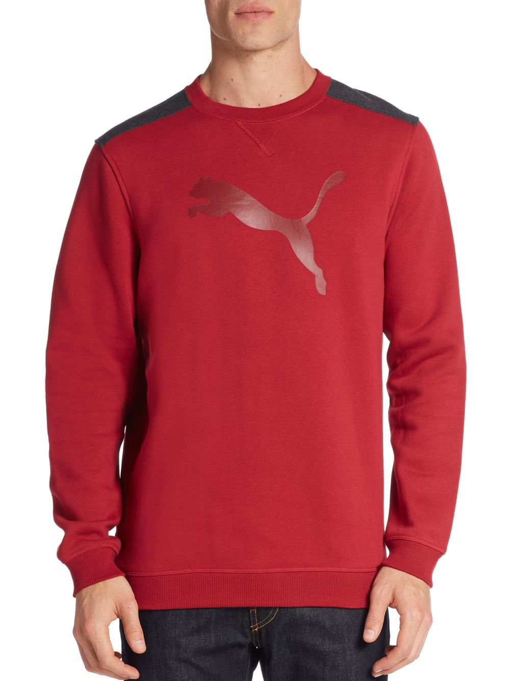 Puma Sweatshirts For Men Www Imgkid Com The Image Kid