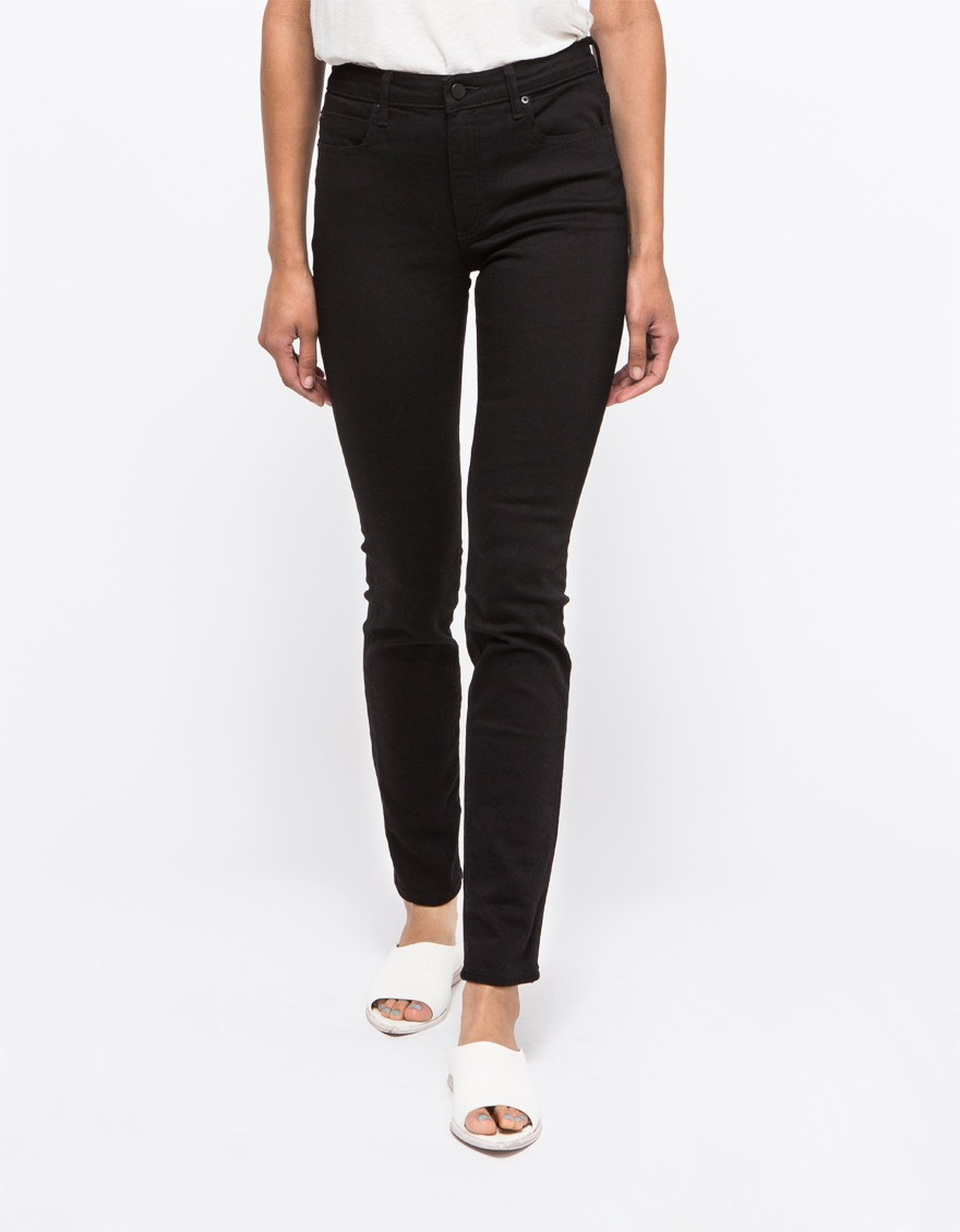 Need supply co. Stay Black Slim in Black | Lyst
