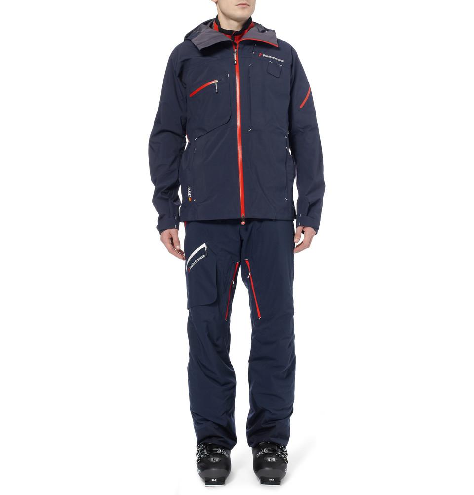 sports shoes c8542 bf4e4 peak performance alpine heli pant