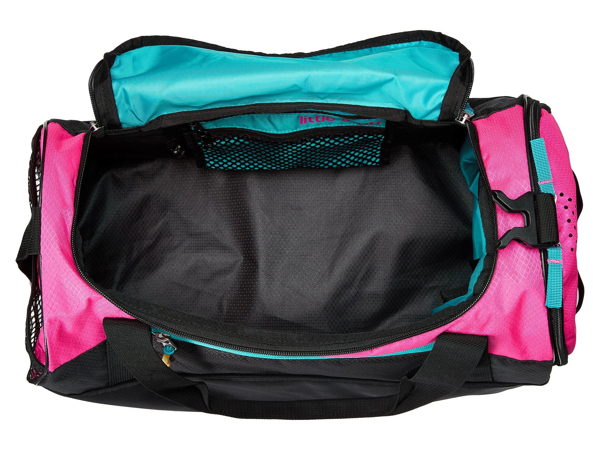b6d17f26aa Lyst - adidas Originals Squad Iii Duffel in Pink