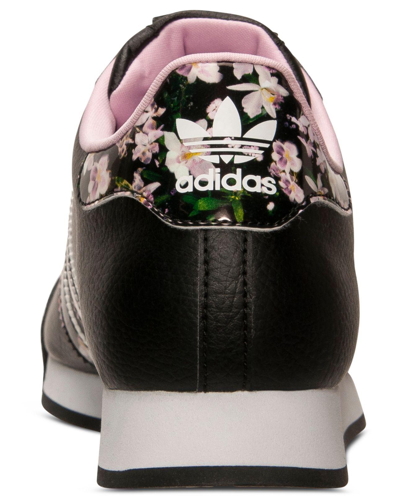 adidas samoa women's floral